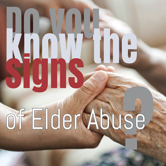 Preventing, Recognizing & Taking Action Against Elder Abuse