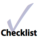 The Nursing Home Checklist
