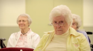 Transitioning Into a Nursing Home